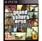 Take Two PS3 Grand Theft Auto: San Andreas (GTA)