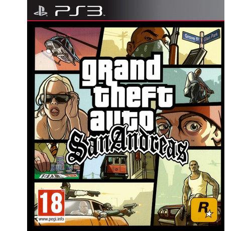 Take Two PS3 Grand Theft Auto: San Andreas kopen (GTA)