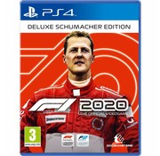 Codemasters PS4 F1 2020 - Deluxe Schumacher Edition