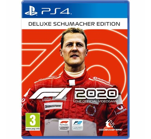 Codemasters PS4 F1 2020 - Deluxe Schumacher Edition kopen