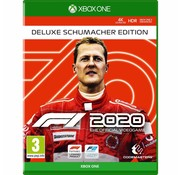 Codemasters Xbox One F1 2020 - Deluxe Schumacher Edition