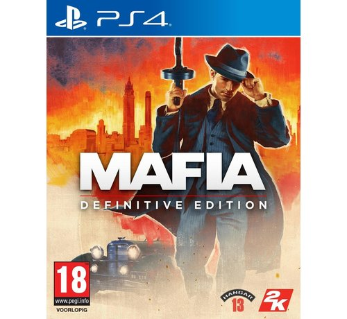 Take Two PS4 Mafia Definitive Edition kopen