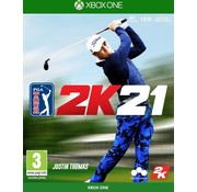 Take Two Xbox One PGA Tour 2K21