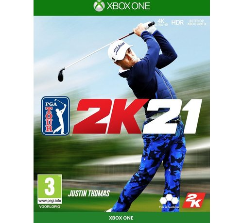 Take Two Xbox One PGA Tour 2K21 kopen