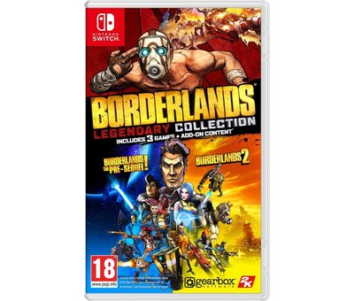 Take Two Nintendo Switch Borderlands - Legendary Collection kopen