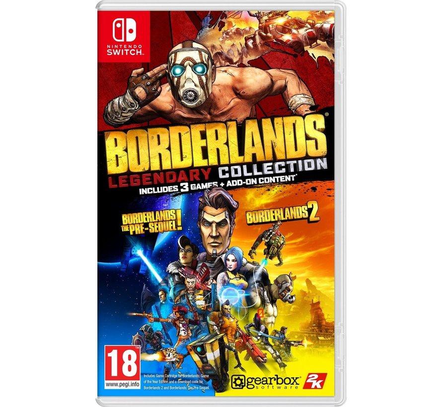 Nintendo Switch Borderlands - Legendary Collection kopen
