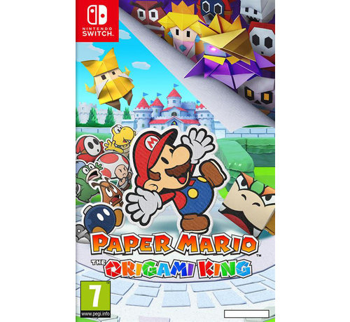 Nintendo Nintendo Switch Paper Mario: The Origami King kopen