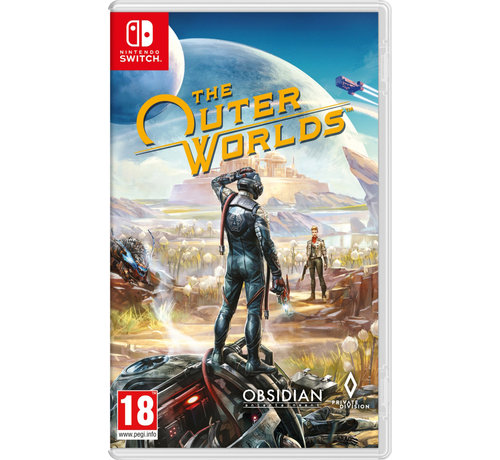 Take Two Nintendo Switch The Outer Worlds kopen