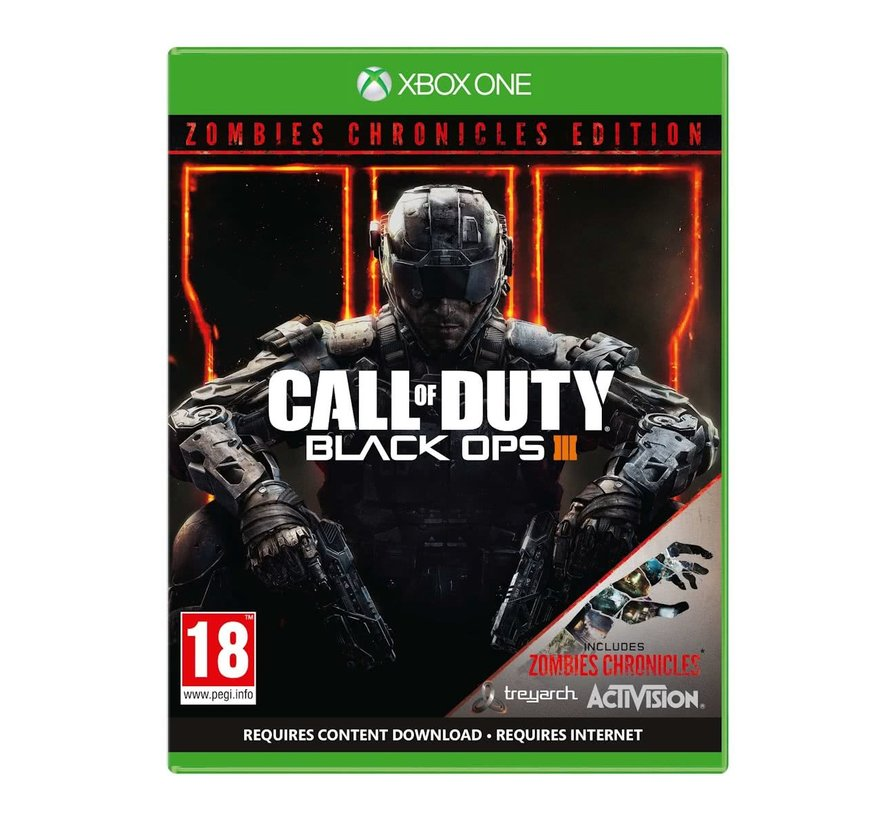 Xbox One Call of Duty: Black Ops 3 - Zombies Chronicles Edition