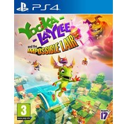 Deep Silver / Koch Media PS4 Yooka-Laylee & The Impossible Lair
