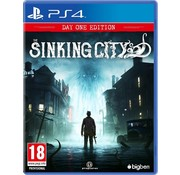 Bigben Interactive PS4 The Sinking City  Day One Edition