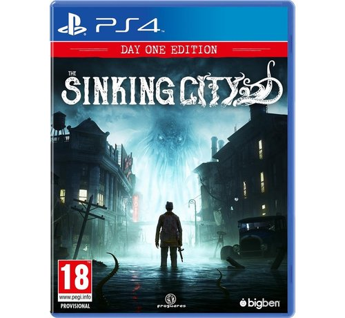 Bigben Interactive PS4 The Sinking City  Day One Edition kopen