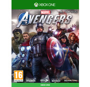 Square Enix Xbox One Marvel's Avengers