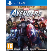 Square Enix PS4 Marvel's Avengers Deluxe Edition