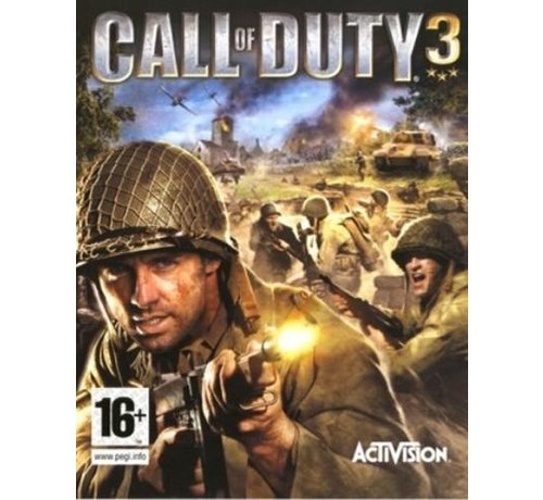 Activision PS3 Call Of Duty 3 kopen