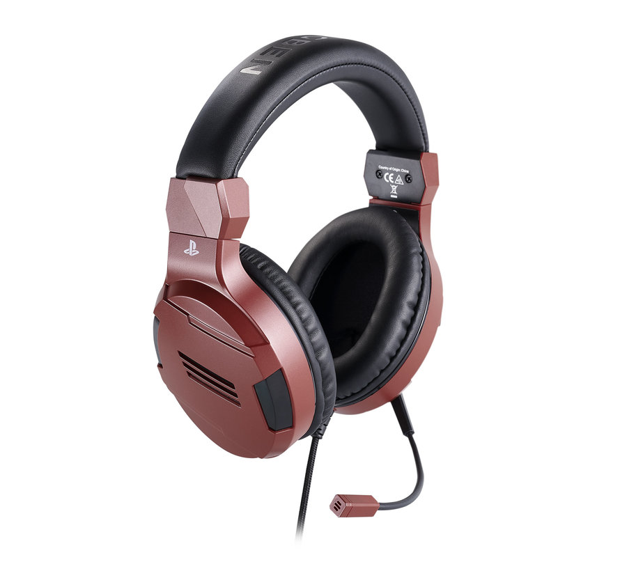 Bigben Playstation 4 Stereo Gaming Headset (rood) kopen