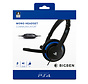 PS4 Bigben Mono Chat Gaming Headset kopen