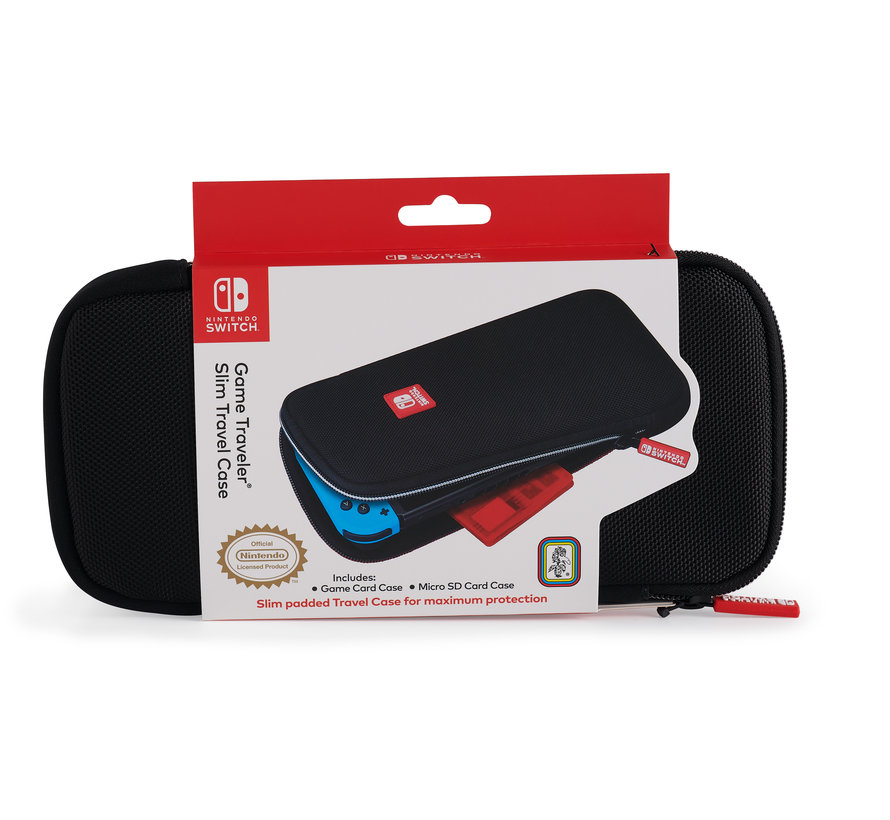Bigben Slimcase (zwart) Nintendo Switch kopen