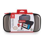 Bigben Interactive Bigben Nintendo Switch Deluxe Travel Case - Titanium