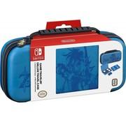 Bigben Interactive Nintendo Switch Deluxe Travel Case – The Legend Of Zelda (blauw)