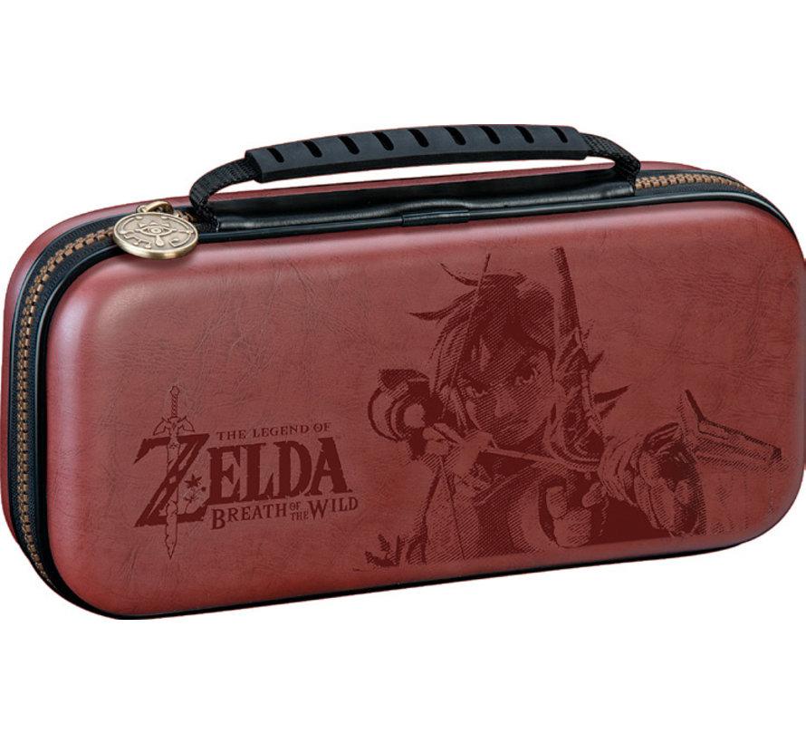Nintendo Switch Deluxe Travel Case – The Legend Of Zelda (bruin) kopen