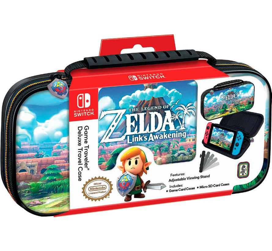 Nintendo Switch Deluxe Travel Case – Zelda Awakening kopen