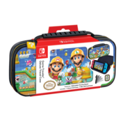 Bigben Interactive Nintendo Switch Deluxe Travel Case – Mario Maker