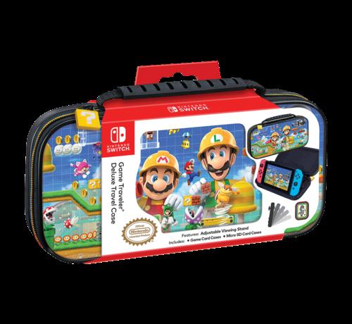 Bigben Interactive Nintendo Switch Deluxe Travel Case – Mario Maker kopen