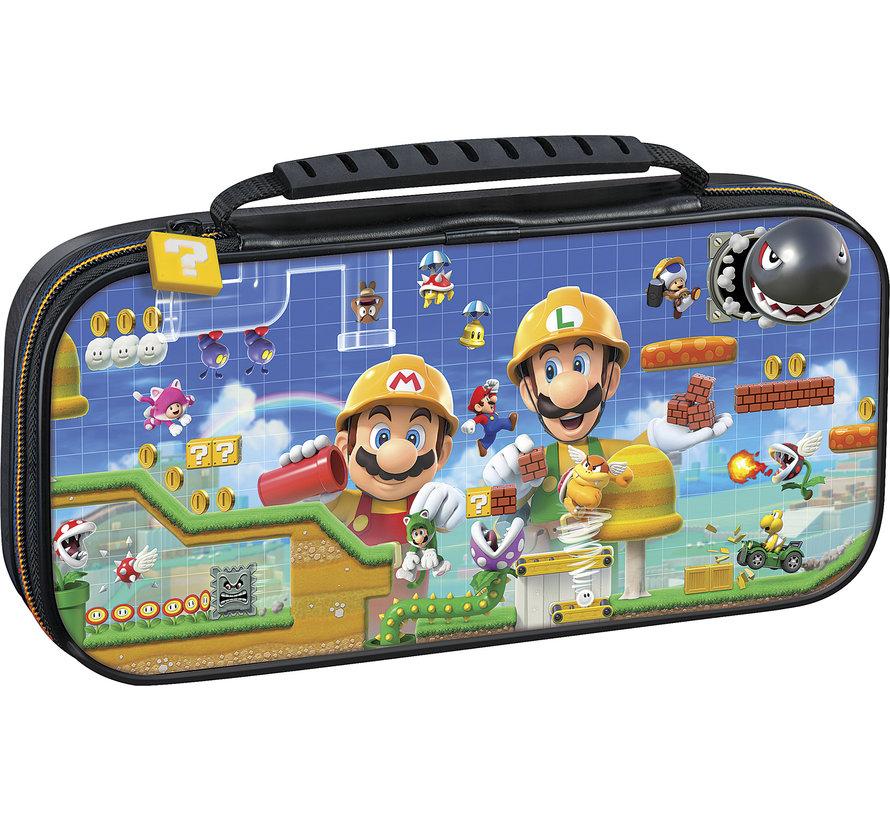 Nintendo Switch Deluxe Travel Case – Mario Maker kopen