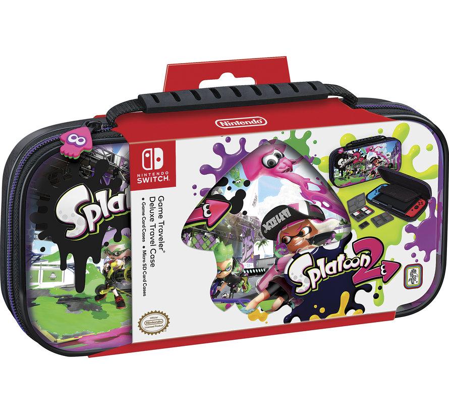 Nintendo Switch Deluxe Travel Case – Splatoon 2 kopen