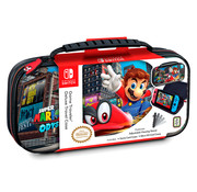 Bigben Interactive Nintendo Switch Deluxe Travel Case – Mario Odyssey