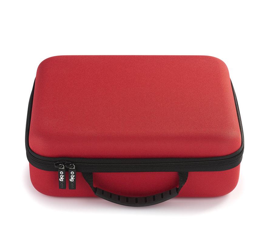 Bigben Nintendo Switch Luxe Opbergtas (rood) kopen
