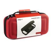 Bigben Interactive Bigben Transport Case Nintendo Switch Groot (rood)