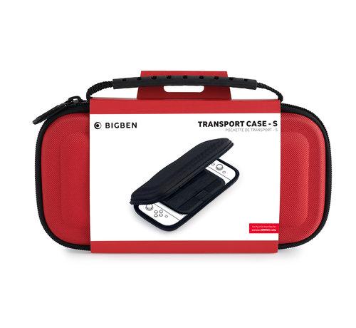 Bigben Interactive Bigben Transport Case Nintendo Switch Lite (rood) kopen