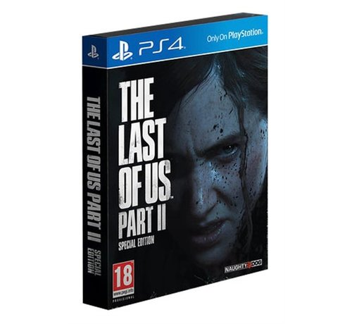 Sony PS4 The Last of Us: Part II - Special Edition