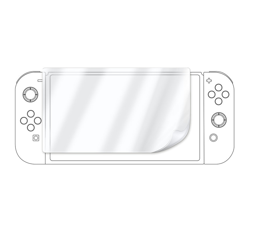 Bigben Nintendo Switch screen protector set kopen