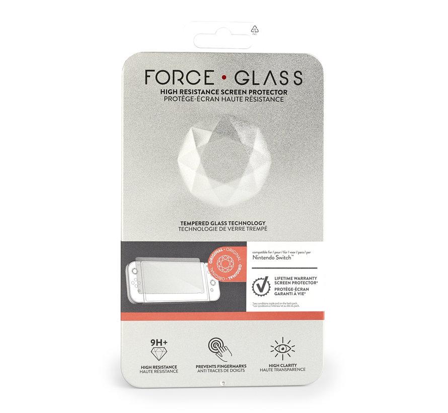 Nintendo Switch Force Glass  Screen Protector kopen