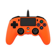 Nacon PS4 Nacon Wired Compact Official Licensed Controller (oranje)