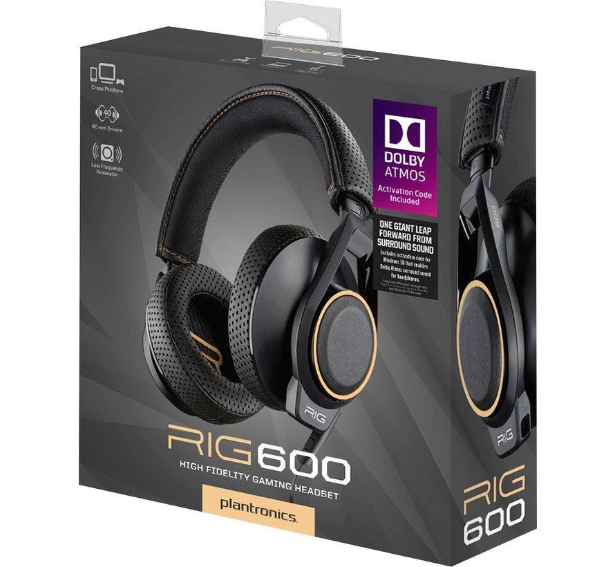 Plantronics RIG 600 Dolby Atmos Gaming Headset kopen