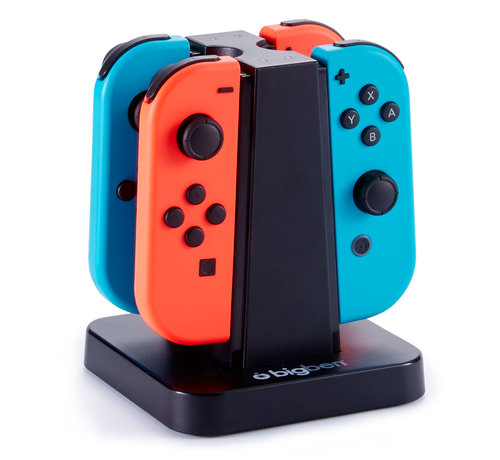 Bigben Interactive Bigben  Nintendo Switch Joy-Con Lader kopen