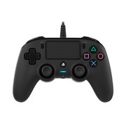 Nacon PS4 Nacon Wired Compact Official Licensed Controller (zwart)