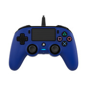 Nacon PS4 Nacon Wired Compact Official Licensed Controller (blauw)