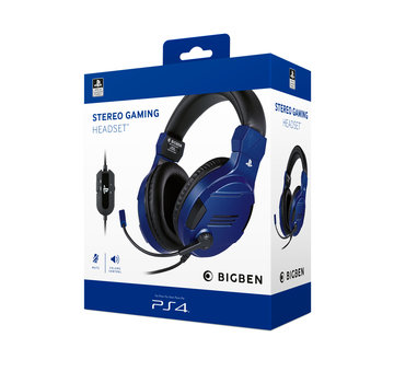 Bigben Interactive Bigben Playstation 4 Stereo Gaming Headset (blauw)