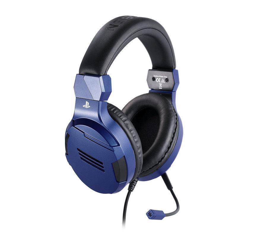 Bigben Playstation 4 Stereo Gaming Headset (blauw) kopen