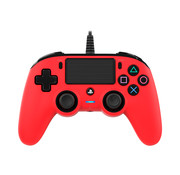 Nacon PS4 Nacon Wired Compact Official Licensed Controller (rood)