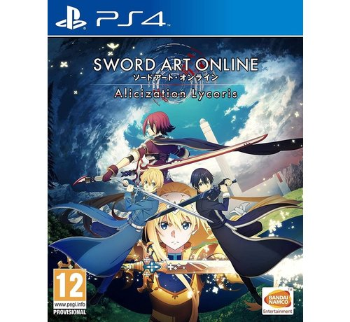 Bandai Namco PS4 Sword Art Online: Alicization Lycoris kopen