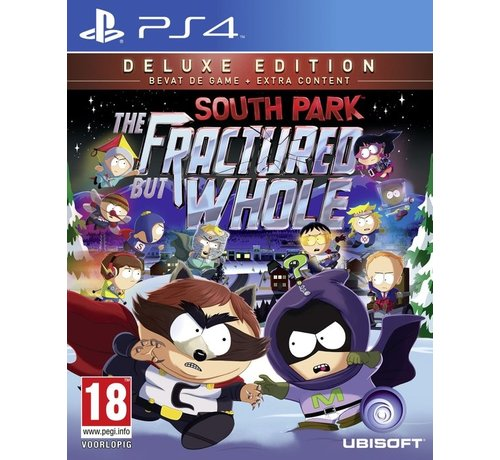 Ubisoft PS4 South Park: The Fractured But Whole Deluxe Edition