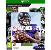 EA Xbox One Madden NFL 21