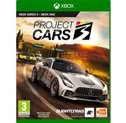 Bandai Namco Xbox One/Series X Project Cars 3