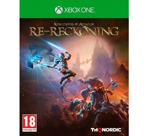 THQ Xbox One Kingdoms of Amalur: Re-Reckoning kopen